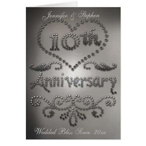 10th Wedding Anniversary Gifts   T Shirts, Art, Posters