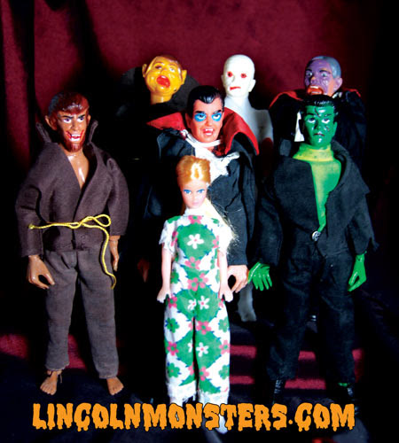 Lincoln Monsters