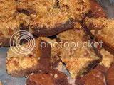Six Layer Brownie Bars