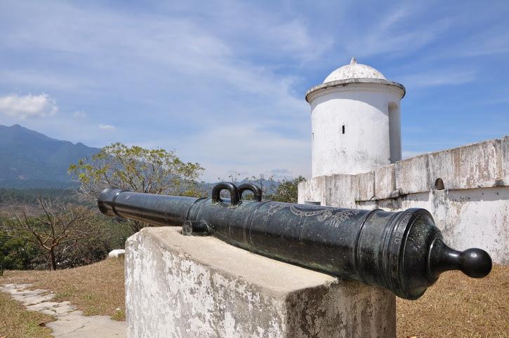 Gracias, ville près du parc Celaque