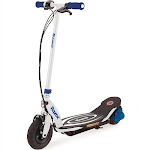 Razor Power Core E100 Kids Ride On Motorized Electric Powered Scooter Toy, Blue by VM Express