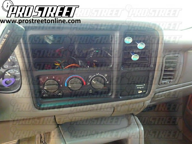 Chevy Tahoe Stereo Wiring Diagram Wiring Diagram Approval A Approval A Zaafran It