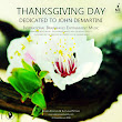 Universal Thanksgiving - Dedicated To John Demartini, by Roman Korchev