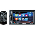 Blaupunkt MMP440BT 6.2 in. Touchscreen DVD Receiver with Bluetooth