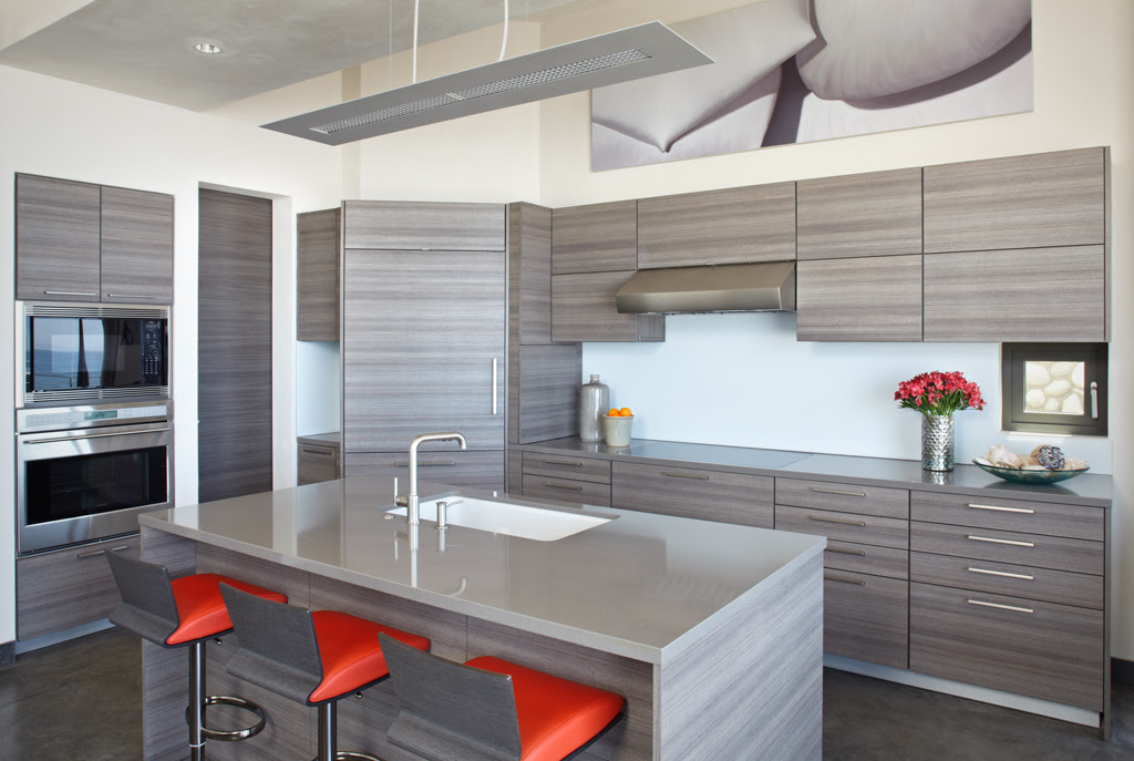 6 Contemporary kitchen diner