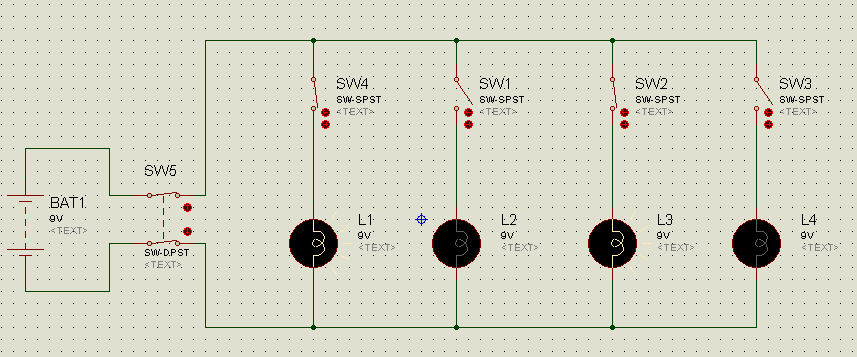 Simulation of the example