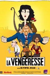 background picture for movie La vengeresse