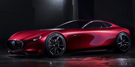 Mazda CEO Kills Hope For a Rotary-Powered Sports Car
