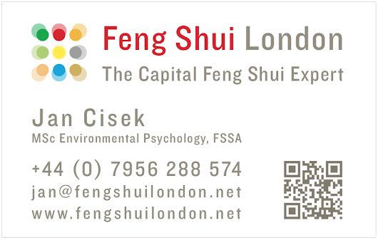 Top feng shui tips for auspicious business cards design and why the business card is as mighty as the samurai sward? - Feng Shui London UK • The Capital Feng Shui Consultant