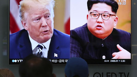 Trump calls off historic summit with North Korea | National |