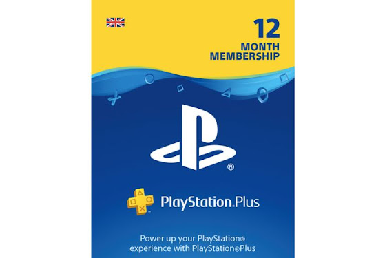 PlayStation Plus 12 month UK code deal for under £40