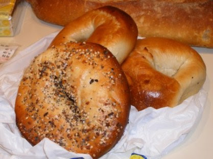 NYC Bagels from H&H
