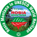 Sustine Rosia Montana in UNESCO World Heritage