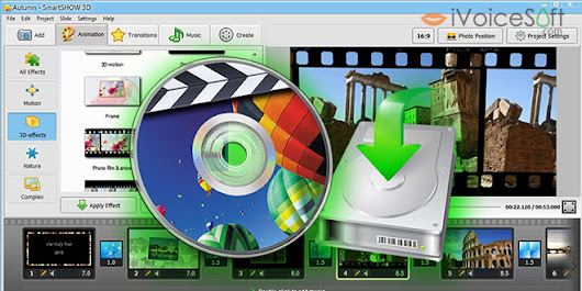 How to Burn slideshow to DVD - iVoicesoft.com