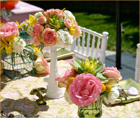 Shabby Chic Bridal Shower Ideas And Inspiration Trueblu