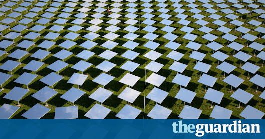Record levels of green energy in UK create strange new world for generators | Business | The Guardian
