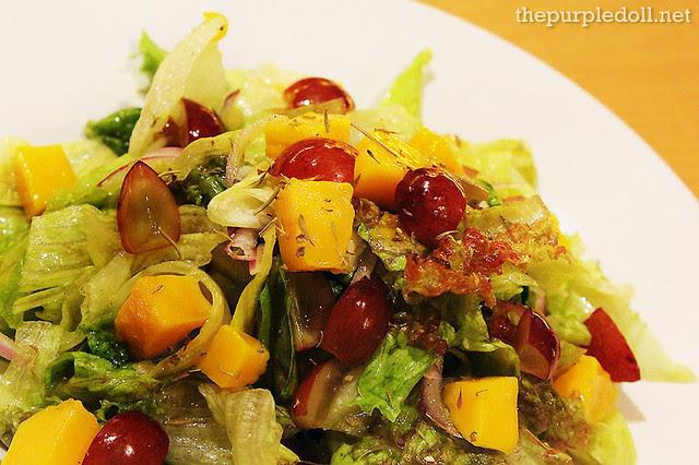 House Salad P119