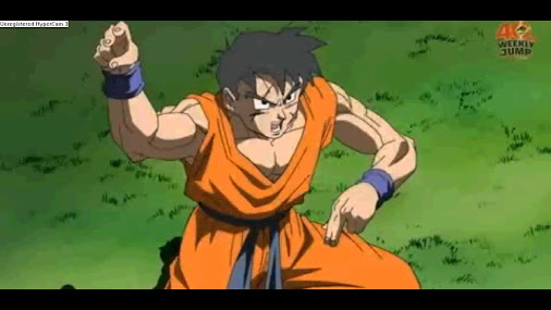 Spirit Ball yamcha