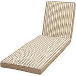 Rolston Chaise Lounge Cushion - Beige Stripe - Threshold
