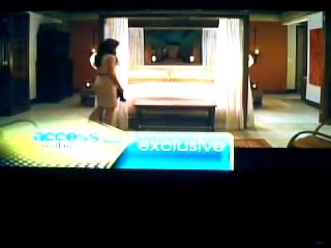 Access Hollywood: Breaking Dawn, nuevo clip (25/10/2011)