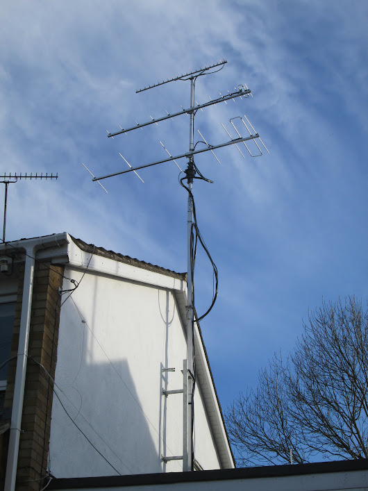 New antennas and activity
