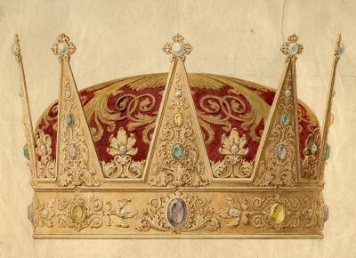 File:Johannes flintoe crown for norwegian prince 1846.jpg