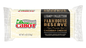 Farmhouse Reserve White Cheddar Cheese