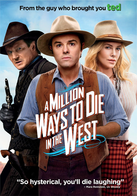 "A Million Ways to Die in the West - FILM AND GAMES ""KUBU RAYET"""