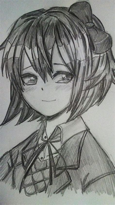 sayori ddlc  limpidlie reddit anime literature