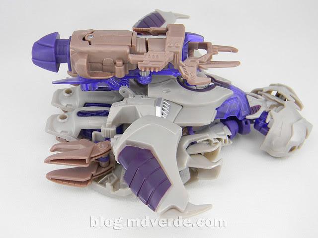 Transformers Megatron Voyager - Prime RID - modo alterno