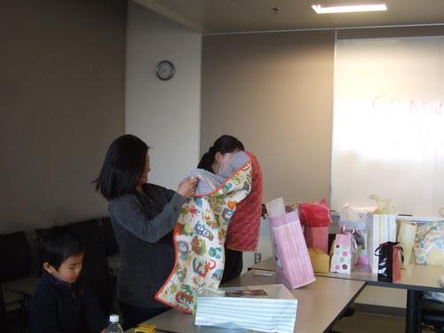 Yuko and Kumiko