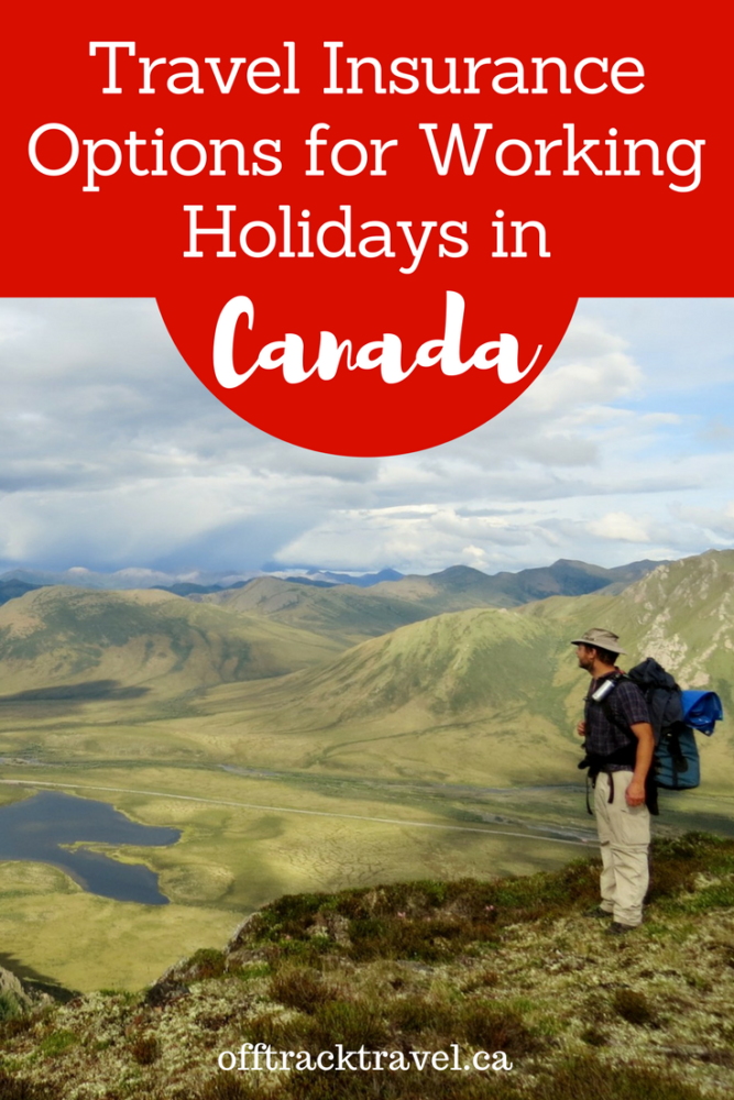 IEC Insurance Options for Working Holidays in Canada