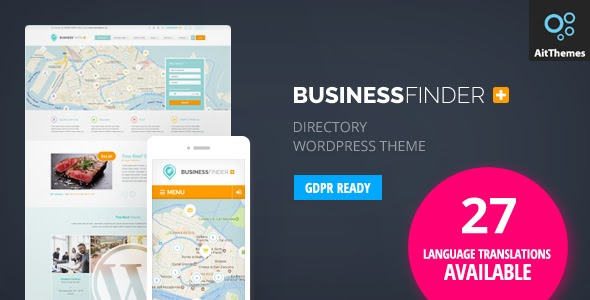 Business Finder v2.69 - Directory Listing WordPress Theme
