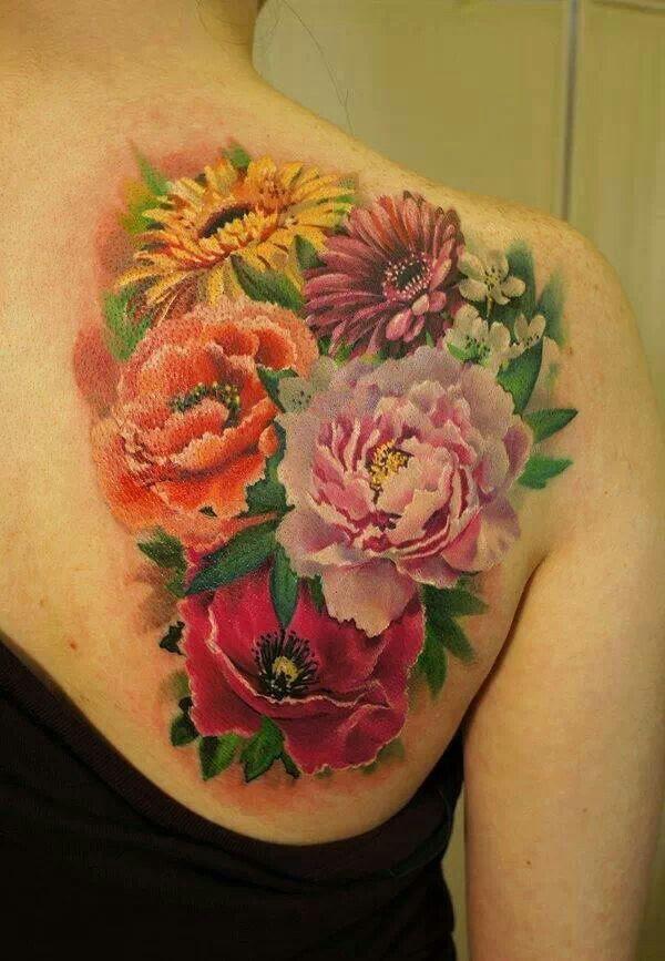 45 Inspirational Sunflower Tattoos Art And Design