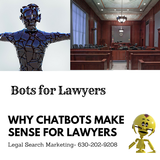 Bots for Lawyers | Chatbots for Attorneys