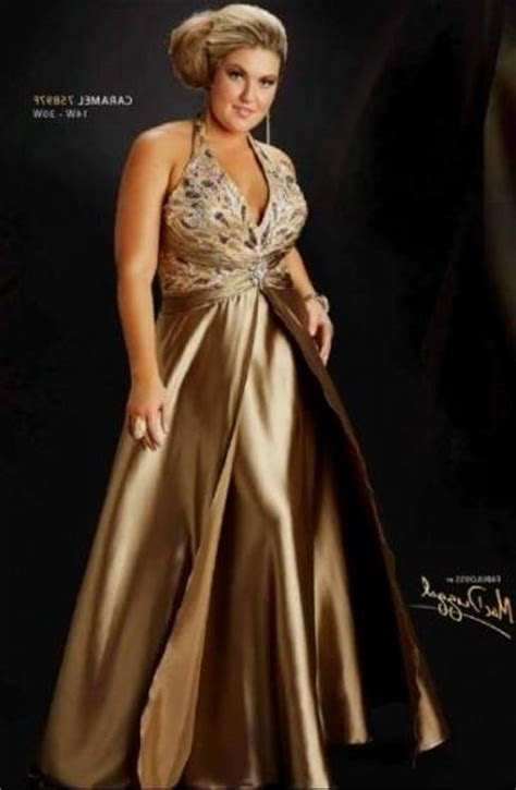 plus size gold wedding dresses 2016 2017   B2B Fashion