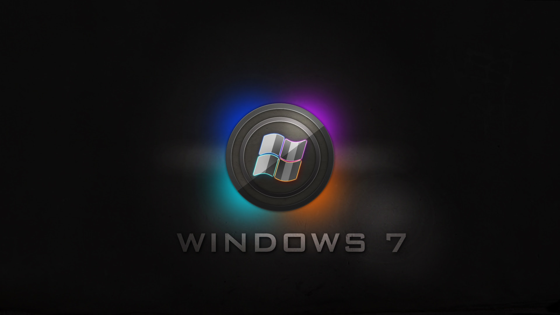 Windows 7 Colorful Light Wallpapers 1920x1080 191512