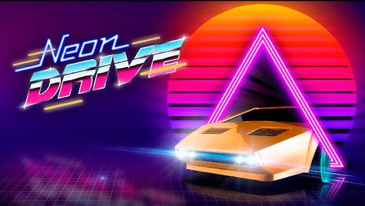 80s-inspired Arcade Racer 'Neon Drive' Speeds Into Latest Humble Indie Bundle