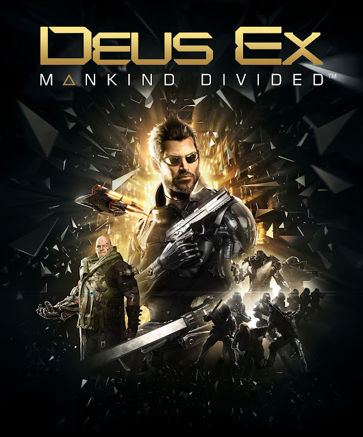 When am I going to play Deus ex mankind divided?