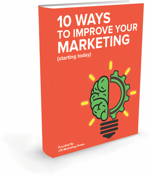 eBook Download: Top 10 Ways | JTE Marketing Group