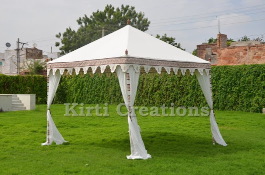 Imperial Luxury Tent – Raj Tent