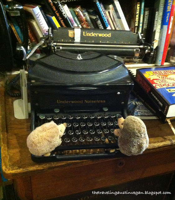 IMG_4129 Hedgehogs Typewriter