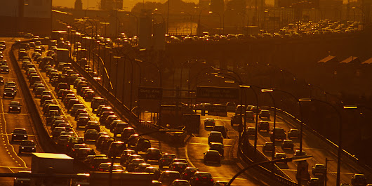 Canada Should Put A Price On Traffic Congestion, Ecofiscal Commission Study Says