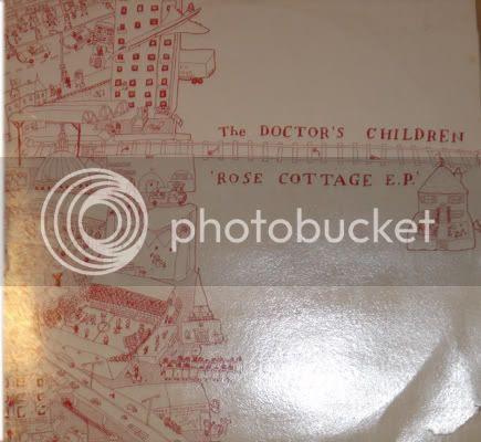 Doctor's Children - Rose Cottage EP