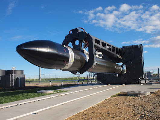Rocket Lab prepares Electron for its second test flight