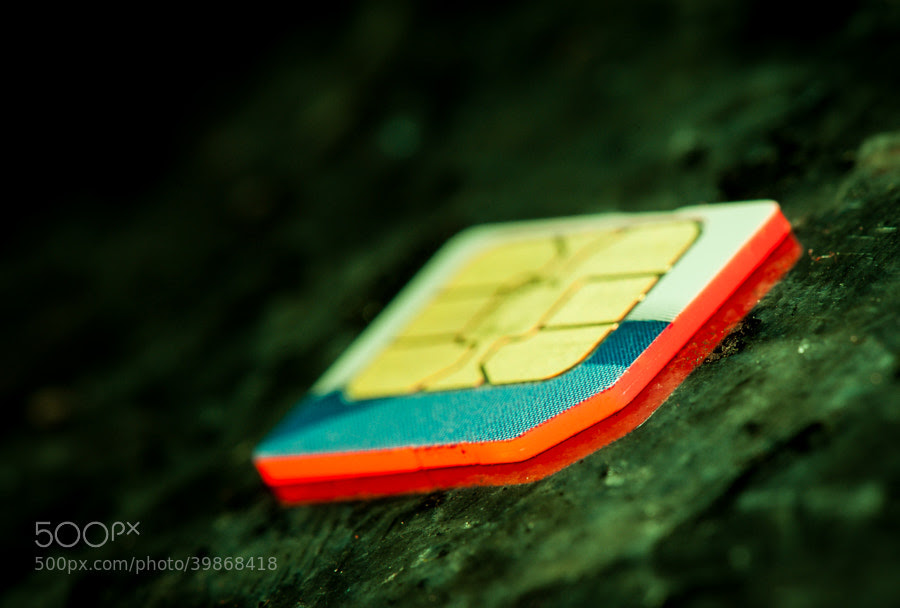 SIM Card by Jay Scott (jayscottphotography)) on 500px.com
