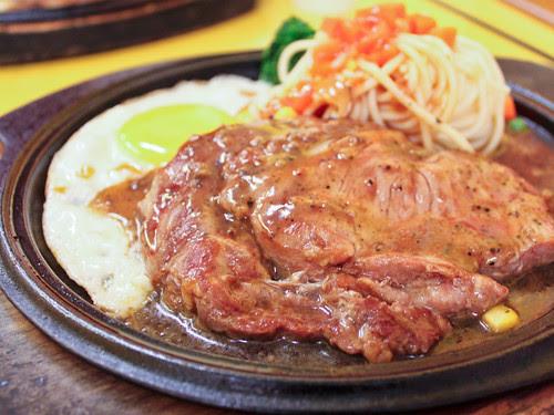 99 NT steak (Hot Doufu)