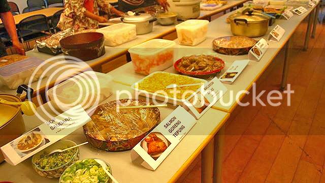 menu, makanan, buka bersama, ramadhan, ifthar, kitakyushu
