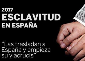 """""""Las trasladan a España y empieza su viacrucis"""""""