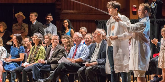 Here are your 2018 Ig Nobel Prize winners